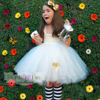 Alice in Wonderland Halloween Costume - Couture Collection