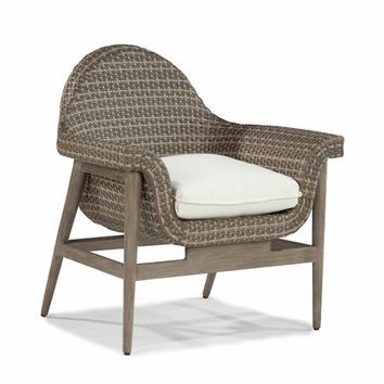 Palamar Outdoor Wicker Game Chair