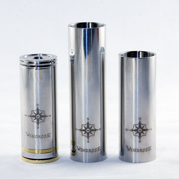 Windrose Mod by HCigar - Stainless Steel