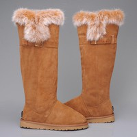 Women's UGG snow boots warm cotton shoes DHL _1686248855-206