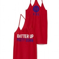 Chicago Cubs Skinny Racerback Tank