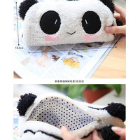 3296 three dimensional pencil case plush pencil case large capacity multifunctional free shipping 0017-in Pencil Cases from Office & School Supplies on Aliexpress.com | Alibaba Group