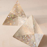 Glitter Pyramid - Urban Outfitters