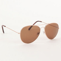 With Love From CA Basic Wire Aviator Sunglasses at PacSun.com