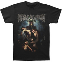 Cradle Of Filth Men's  Hammer Of The Witches T-shirt Black
