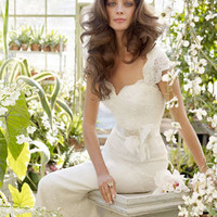 Bridal Gowns, Wedding Dresses by Tara Keely - Style tk2201