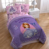 Disney® Sofia the First Twin/Full Comforter