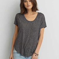 AEO SOFT & SEXY SCOOP JEGGING T-SHIRT
