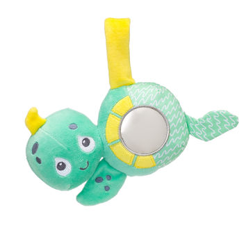 Eco-Buds Organic Take-Along Pals - Sea Turtle