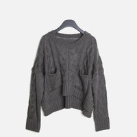 Knit - Heat Maker - Sweaters & Cardigans - Women - Modekungen | Clothing, Shoes and Accessories