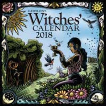 2018 Witches Calander