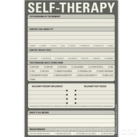 SELF-THERAPY NOTEPAD