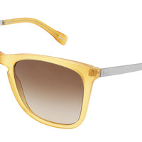 Dolce & Gabbana Women Sunglasses Eyewear - Square Transparent Honey Frame
