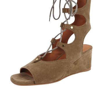Chloe Gladiator Wedge