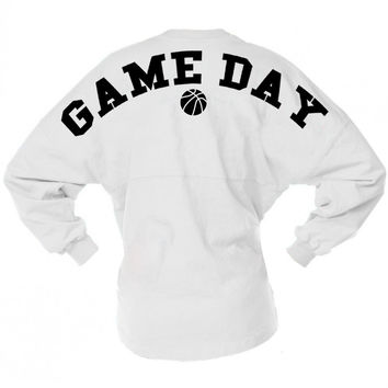Basketball Game Day Jersey