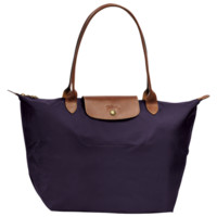 Large tote bag - Le Pliage - Handbags - Longchamp - Bilberry - Longchamp United-States