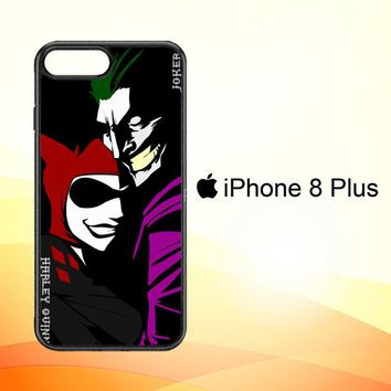 Harley Quinn And Joker C0021 iPhone 8 Plus Case