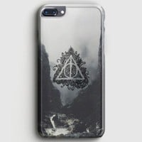 Deathly Hallows Harry Potter iPhone 8 Plus Case | casescraft