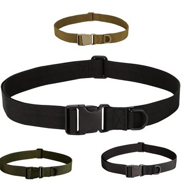 Military-style Belt Heavy Duty