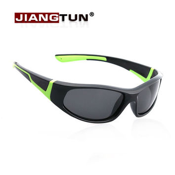 Super Light Kids Polarized Sunglasses Children Safety Glasses Flexible Rubber Infantile