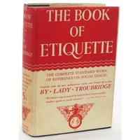 The Book of Etiquette | Oxfam GB | Shop