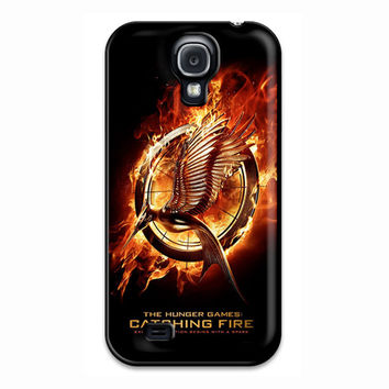 The Hunger Games Catching Fire Samsung Galaxy S4 Case