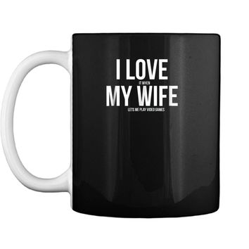 Funny Father's Day Video Game Dad  Mug