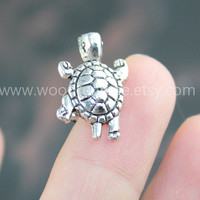 Turtle Tragus Earring Jewelry,Turtle post earrings,Turtle Helix Cartilage jewelry