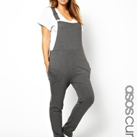 ASOS Curve | ASOS CURVE Overall In Sweat at ASOS