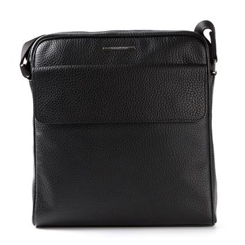 Ermenegildo Zegna Fine Grain Shoulder Bag