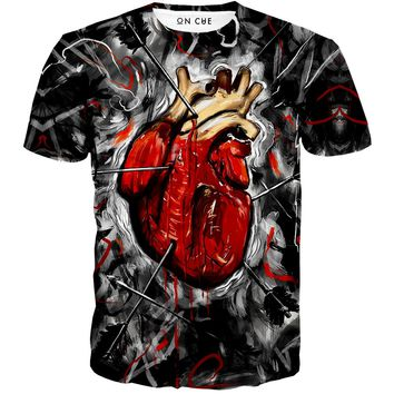 Heart And Arrows T-Shirt