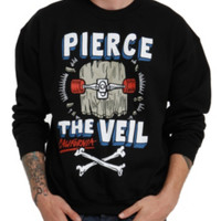 Pierce The Veil Skateboard Crew Pullover