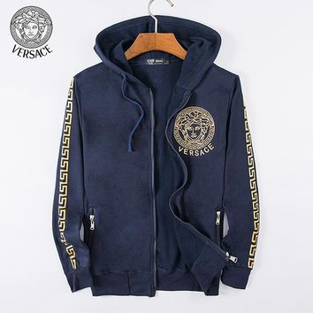 Boys & Men  Versace Cardigan Jacket Coat Hoodie