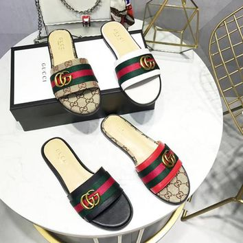 GUCCI Your favorite slippers