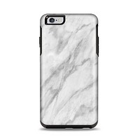 The White Marble Surface Apple iPhone 6 Plus Otterbox Symmetry Case Skin Set