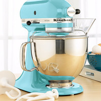KitchenAid KSM150PS Artisan 5 Qt. Stand Mixer | macys.com