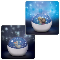 In My Room Disney Frozen Elsa Snowball Tabletop Décor Night Light Projector