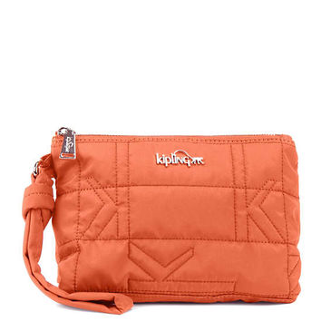 Lonnie Quilted Wristlet