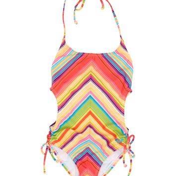 Roxy - Girls 7- 14 Sundown Tri One Piece