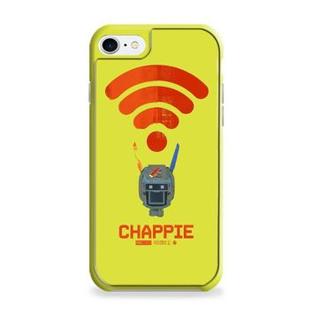 Chappie yellow iPhone 6 | iPhone 6S Case