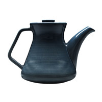 Half Past Seven Tea Pot Thunder Blue by Vardagsbruk