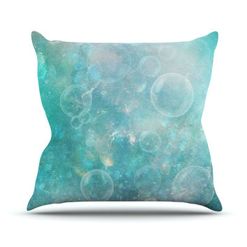 """Sylvia Cook """"Happily Ever After"""" Throw Pillow"""