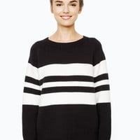 Lovisa knitted top | Walk on the wild side | Monki.com