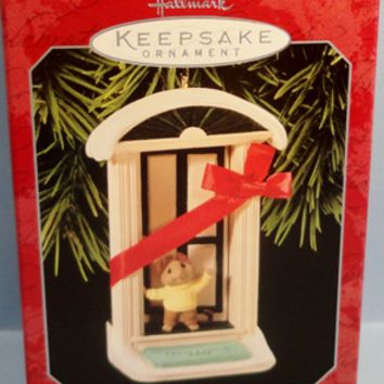 1998 New Home Hallmark Retired Ornament