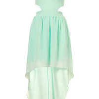 **Tie Back Maxi Dress by Love - Brands at Topshop - Dresses  - Clothing