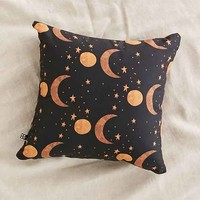 Morgan Kendall For DENY My Moon And Stars Pillow