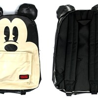 Mickey Face Backpack