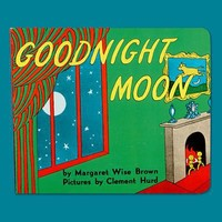 The Land of Nod: Kids' Books: Goodnight Moon Board Book by Margaret Wise Brown in All Books