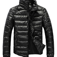 Stand Collar Down Padded Coat