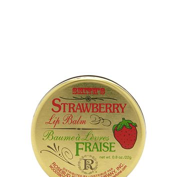 Smiths Strawberry Lip Balm Tin